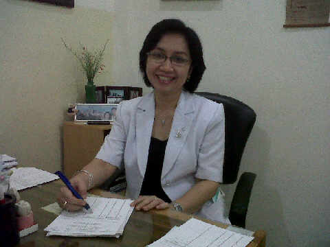 drg. Betty Puspitawati, MARS.